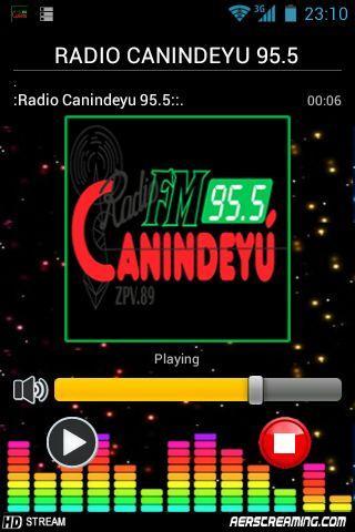 RADIO CANINDEYU 95.5
