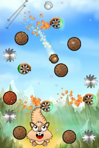 Bouncy Nuts - screenshot