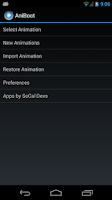 Screenshot of AniBoot