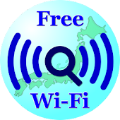 Free Wi-Fi Map of JAPAN