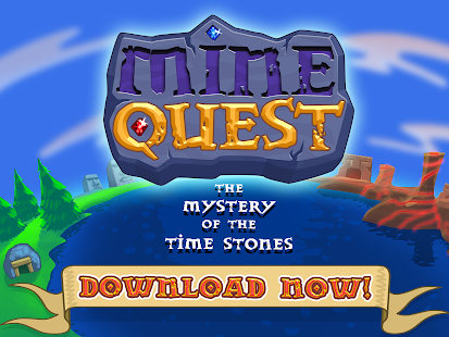 Mine Quest - Crafting and Battle Dungeon RPG- screenshot thumbnail