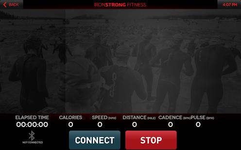 IronStrong Fitness screenshot