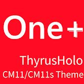 OnePlus One Theme CM11 / CM11S