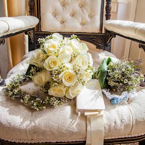 by Sheena True - Wedding Details