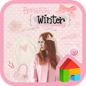 Romantic dodol launcher theme icon