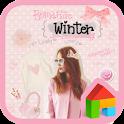Romantic dodol launcher theme icon