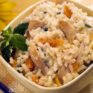 Chicken & Sage Risotto.