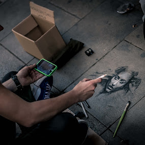 ART by Mark Andres - People Street & Candids (  )