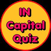 India State Capital Quiz
