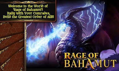 Rage of Bahamut - Android Mobile Analytics and App Store Data