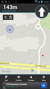 MyCar Locator Free Screenshot