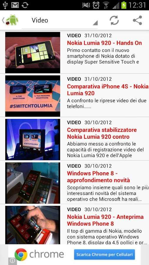 CellulareMagazine.it- screenshot