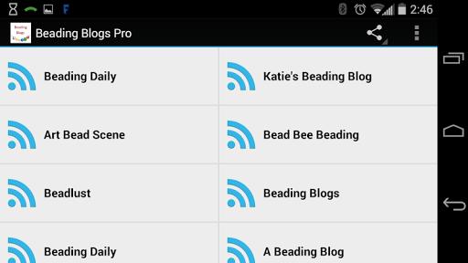 Beading Blogs Free