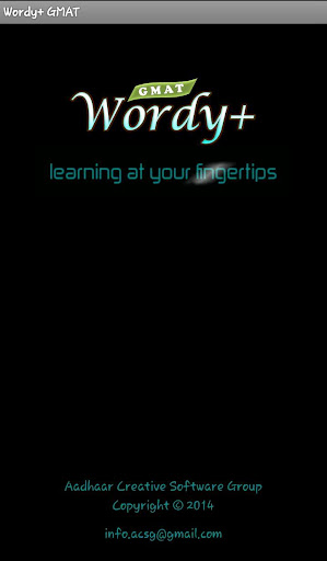 Wordy+ GMAT