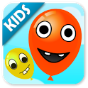 Happy Balloons - Kids icon