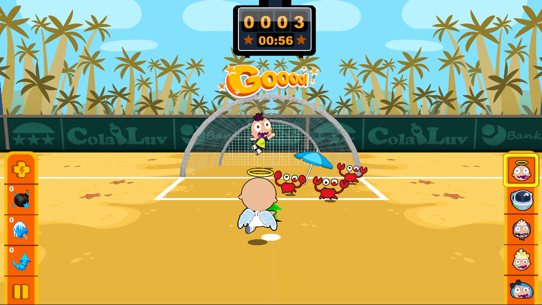 Kick-O's- screenshot