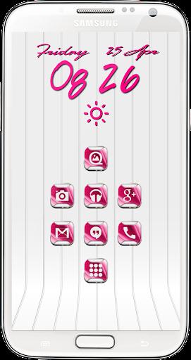SC 138 White n Pink