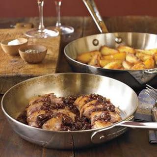 Roasted Duck Fat Potatoes.