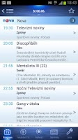 Screenshot of O2TV