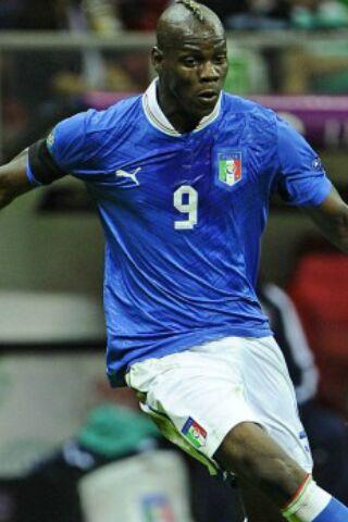 Mario Balotelli Live Wallpaper - screenshot