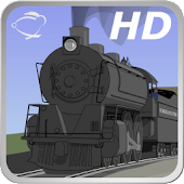 Letters & Numbers Railroad HD