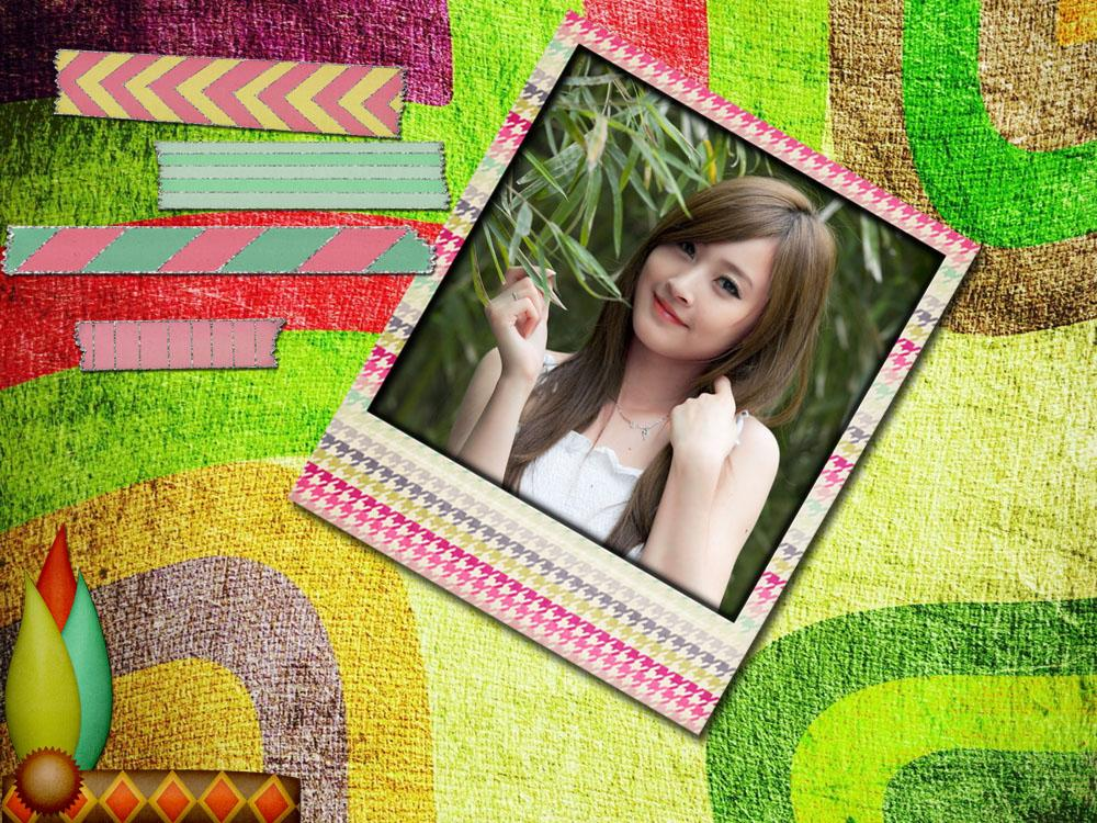 Art Frame Collage - screenshot