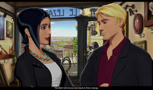Broken Sword : Serpent's Curse - screenshot thumbnail