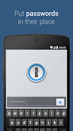 1Password Screenshot 1