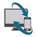 Desktop to Phone Easy Transfer icon