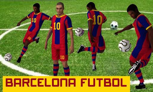 Barcelona futbol