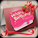 Happy Birthday Card Stickers icon