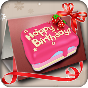 Happy Birthday Card Stickers for PC and MAC
