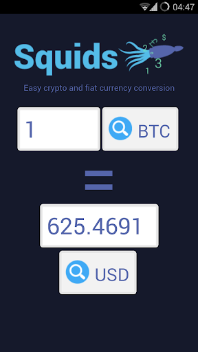 Crypto Currency converter