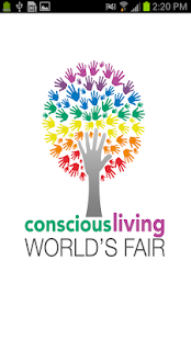 Conscious Living World's Fair- screenshot thumbnail