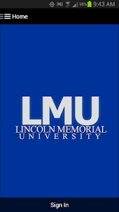 LMU Mobile- screenshot thumbnail
