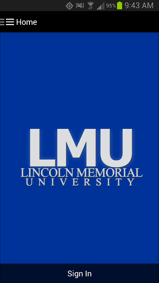 LMU Mobile- screenshot