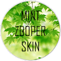 Mint - Zooper Widget icon