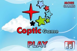 Screenshot of Coptic Game