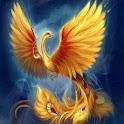 Russian fairy tale logo