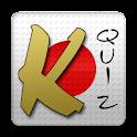 Kanji Quiz Gold logo