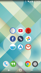FlatDroid - Icon Pack v4.1.6