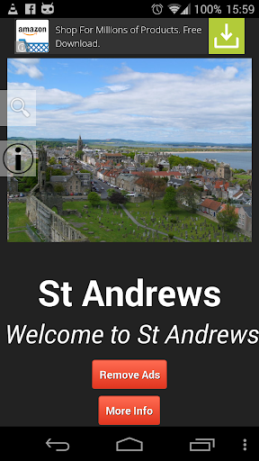 St Andrews Tourist Local Guide