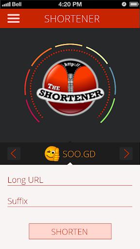The URL Shortener