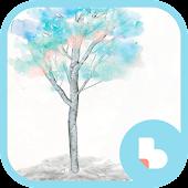 나무 일러스트 버즈런처 테마 (홈팩)