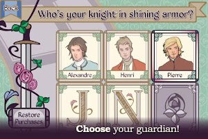 Screenshot of Knight of My Heart