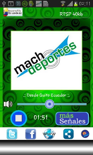 Radio MachDeportes de Quito