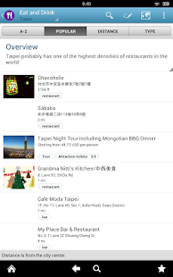 Taipei Travel Guide by Triposo- screenshot thumbnail
