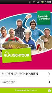 Bayerisch-Schwaben-Lauschtour - screenshot thumbnail