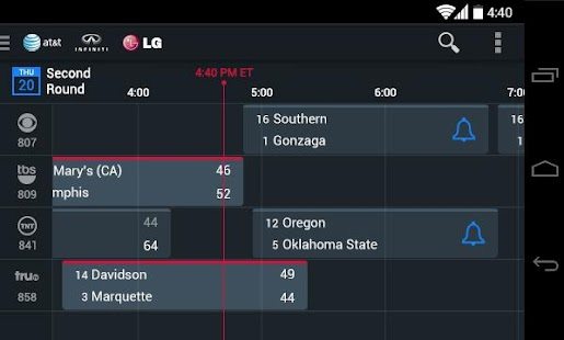 NCAA March Madness Live Screenshot 35