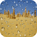 Rainy Desert Live Wallpaper icon